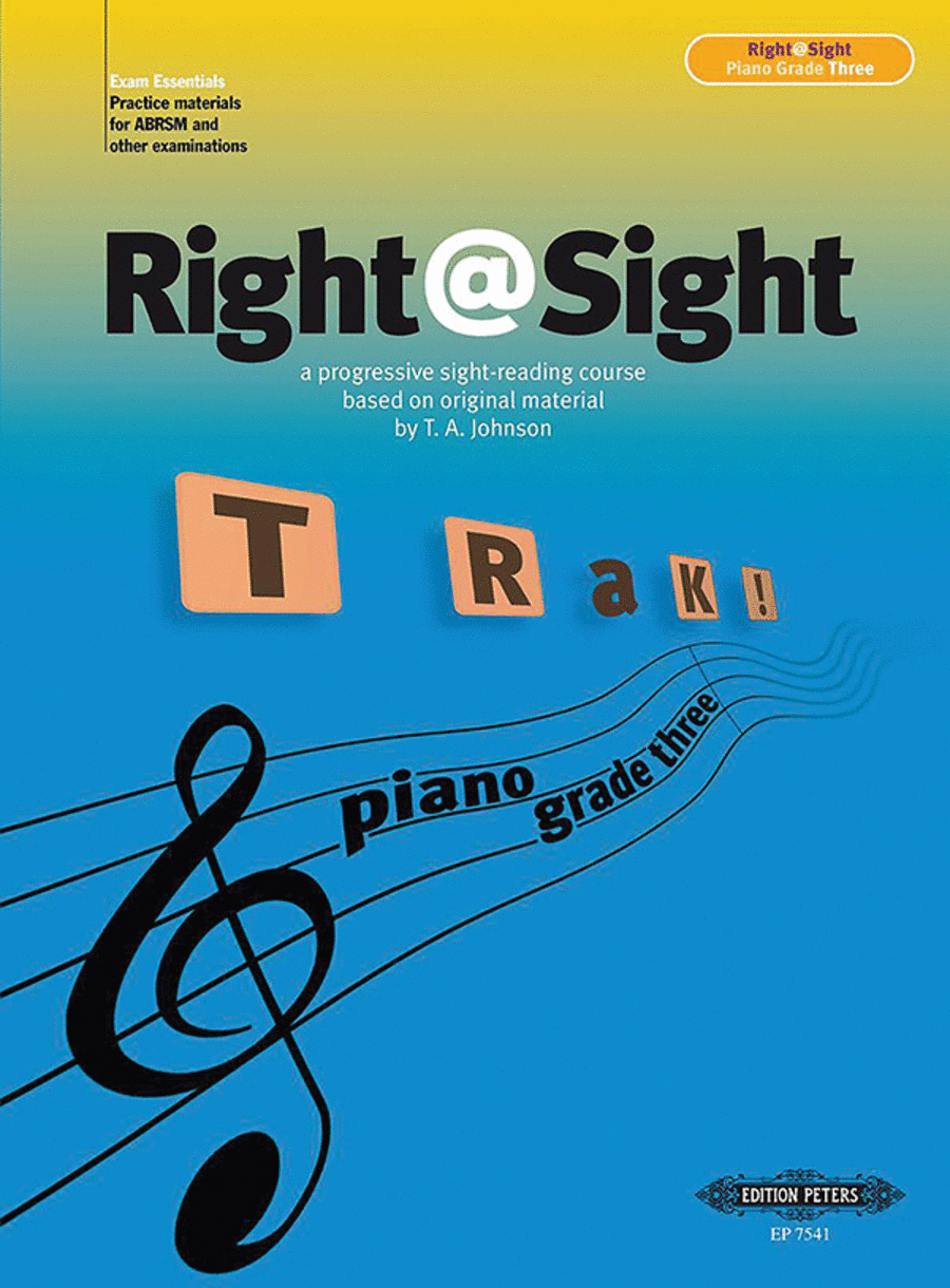 Right@Sight - Piano Grade 3