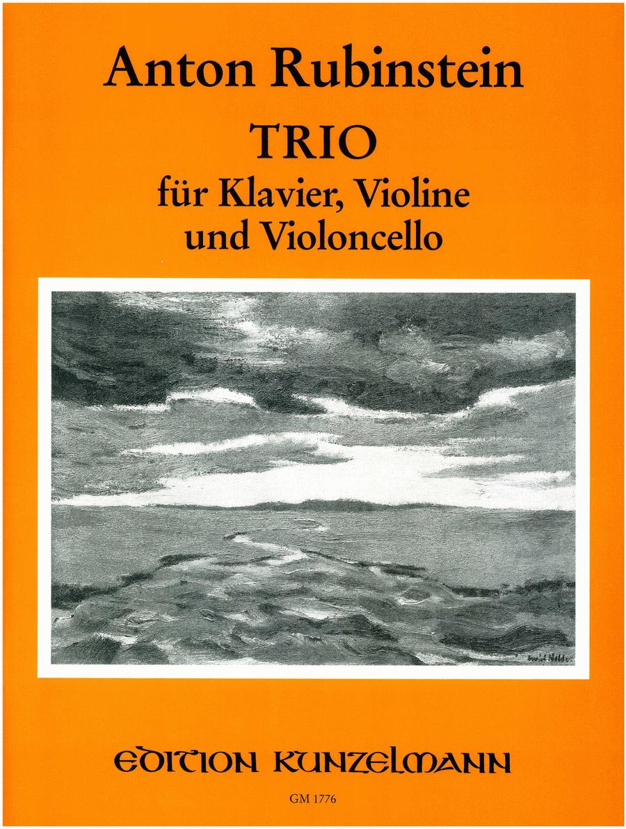 Piano Trio in G Minor Op. 15 No. 2