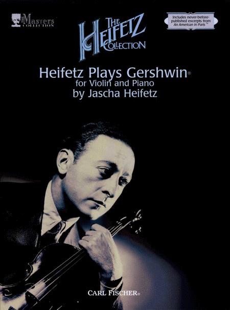 Heifetz Play Gershwin