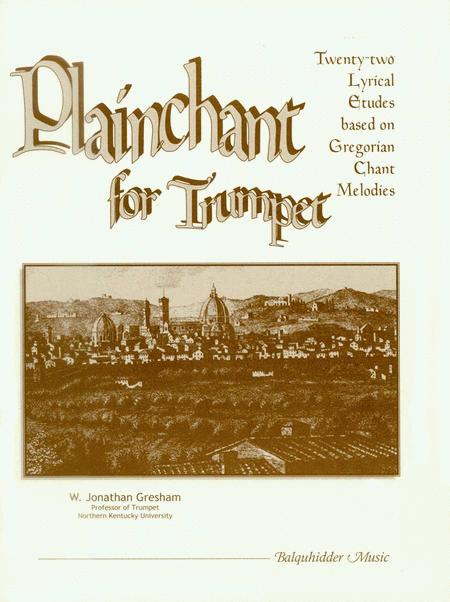 Plainchant For Trumpet