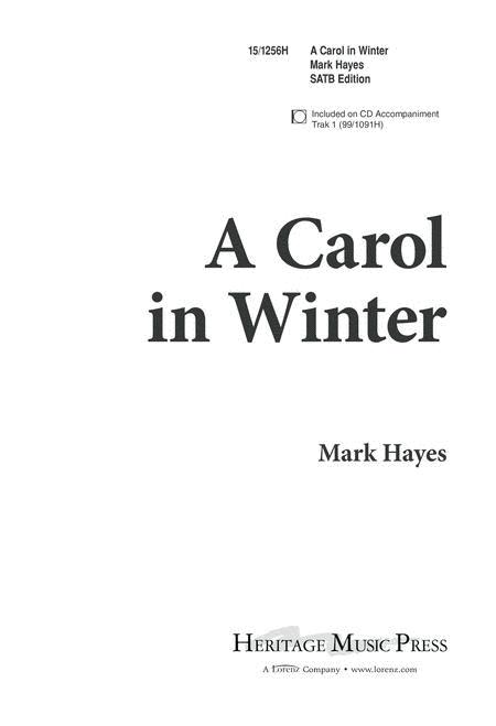 A Carol in Winter