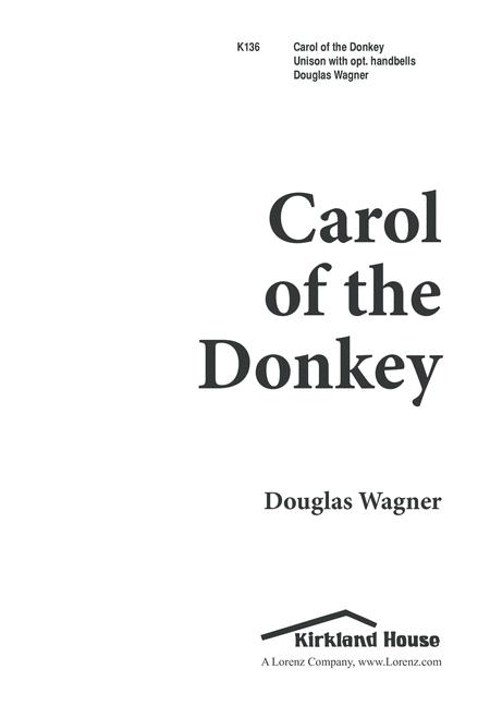 Carol of the Donkey