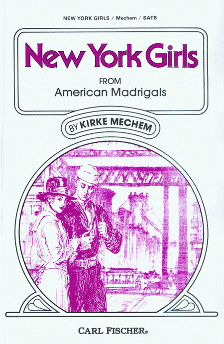 New York Girls from 'American Madrigals'