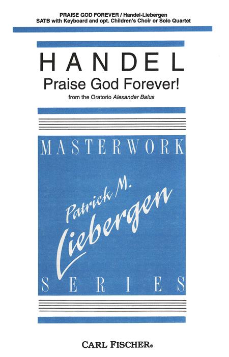 Praise God Forever