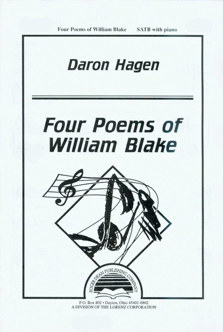 Four Poems of William Blake