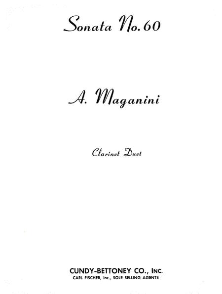 Sonata No. 60