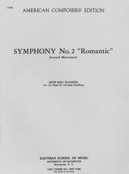 Symphony #2-Second Movement