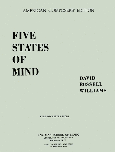 Five States of Mind