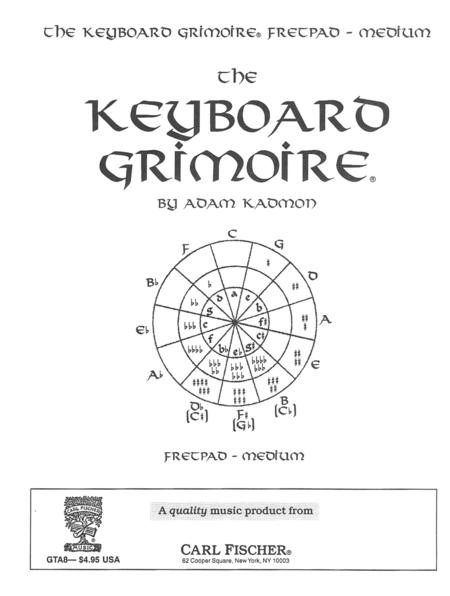 Keyboard Grimoire-Fretpad-Medium