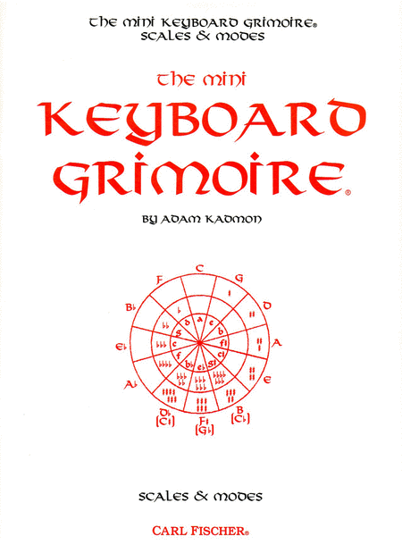 Keyboard Grimoire-Scales And Modes