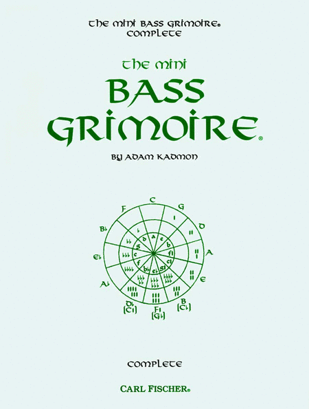 Mini Bass Grimoire-Complete