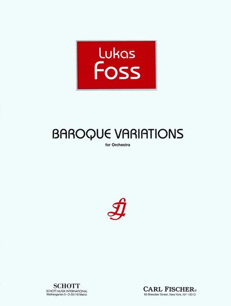 Baroque Variations