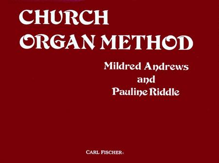 Church Organ Method