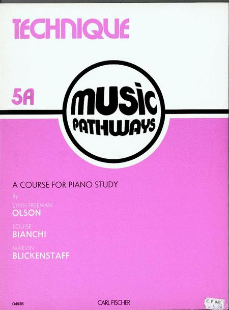 Music Pathways - Technique 5A
