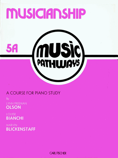 Music Pathways - Musicianship 5A