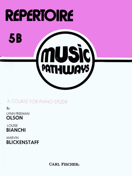 Music Pathways - Repertoire 5B