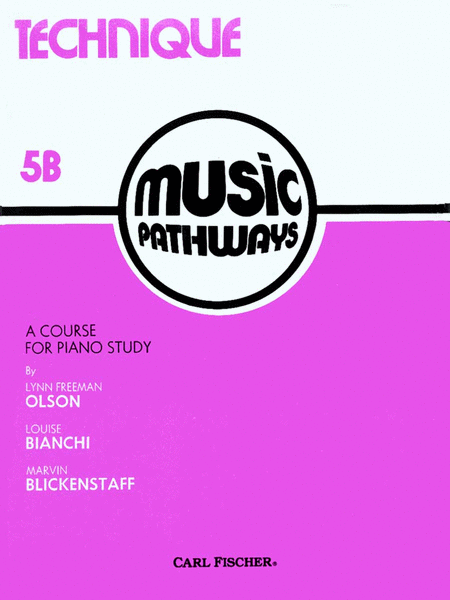 Music Pathways - Technique 5B