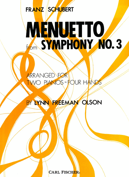 Menuetto from 'Symphony No. 3'