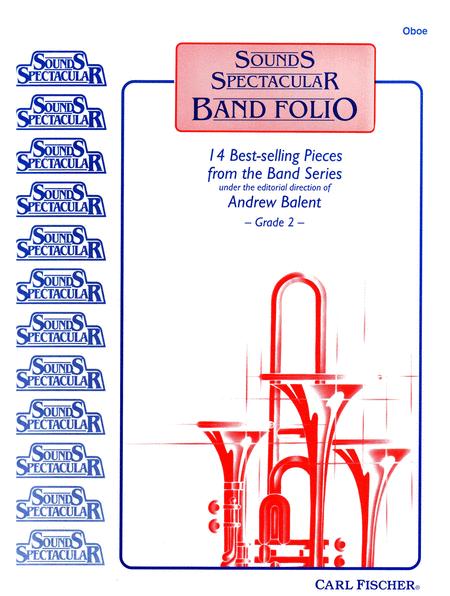 Sounds Spectacular Band Folio