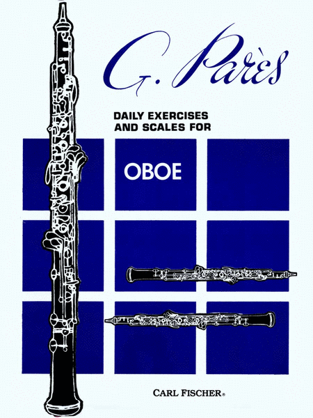 Daily Exercises and Scales for Oboe