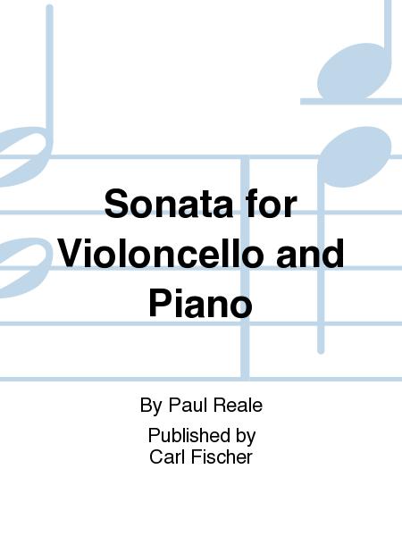 Sonata for Violoncello and Piano
