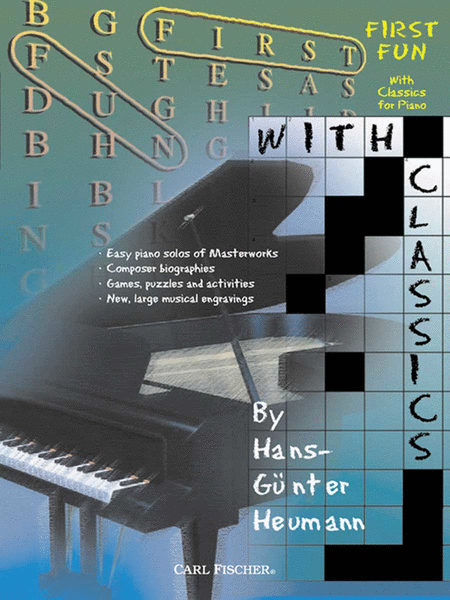 First Fun With Classics for Piano