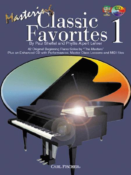Mastering Classic Favorites-Bk. 1