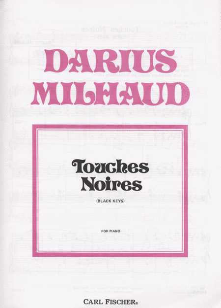 Touches Noires (Black Keys)