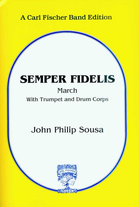 Semper Fidelis (March)