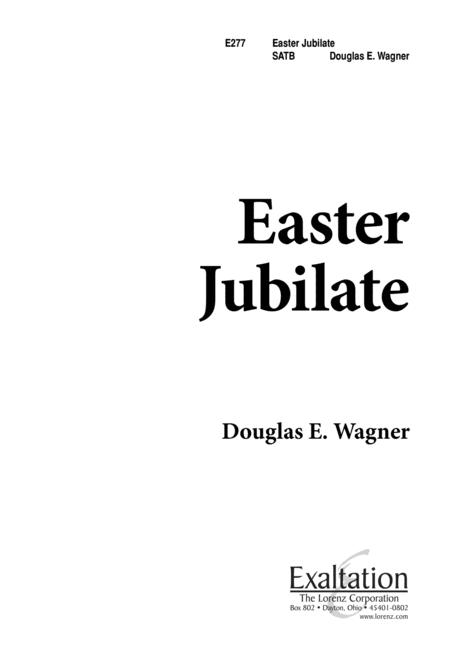 Easter Jubilate