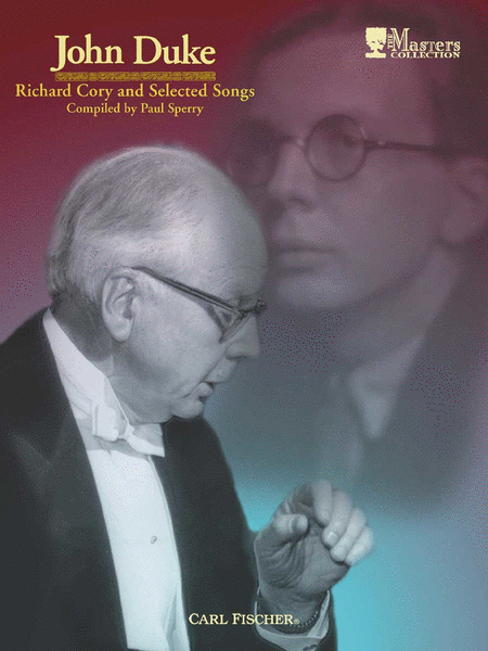 Richard Cory and Selected Songs