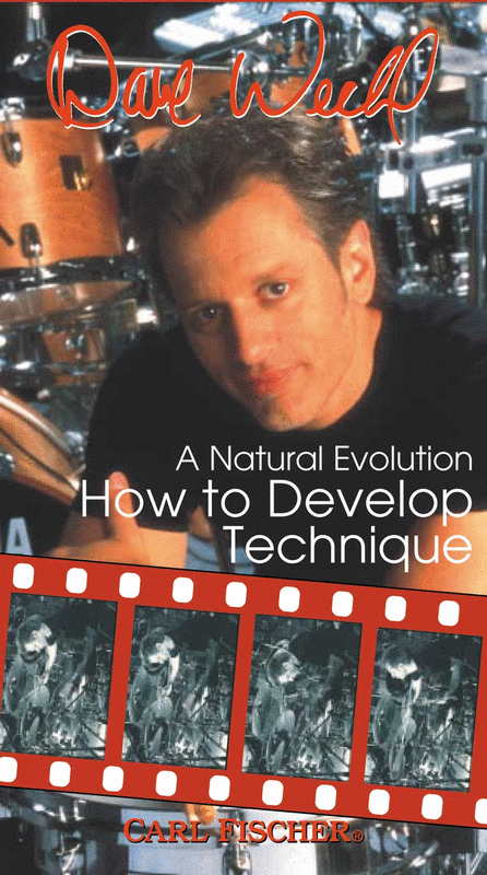 A Natural Evolution - How to Develop Technique