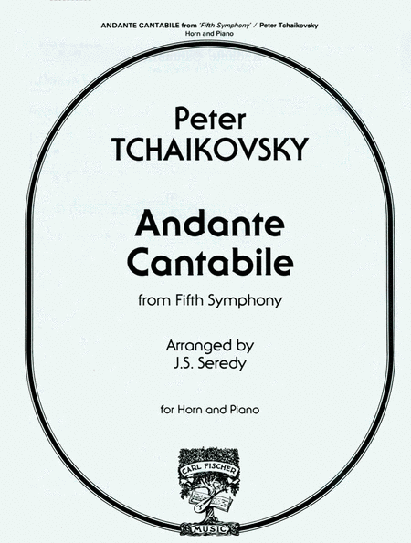 Andante Cantabile from the 'Fifth Symphony'