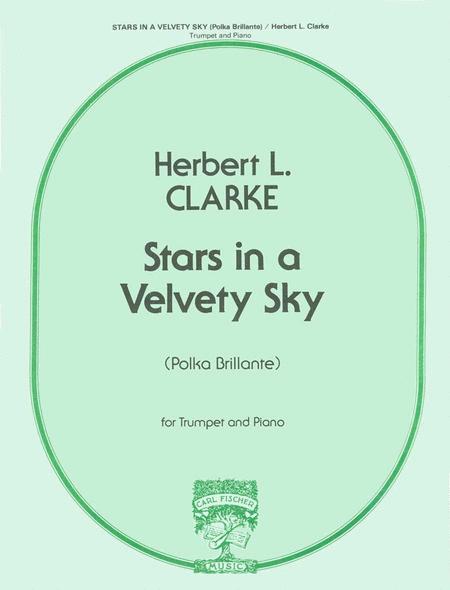Stars in a Velvety Sky (Polka Brilante)