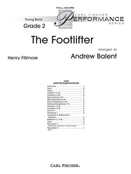 Footlifter, The (March)