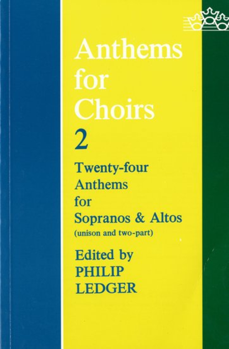Anthems for Choirs 2