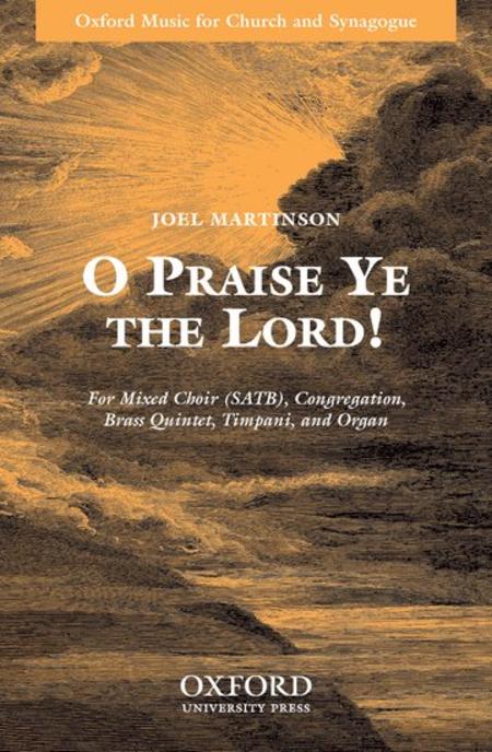O Praise Ye the Lord!
