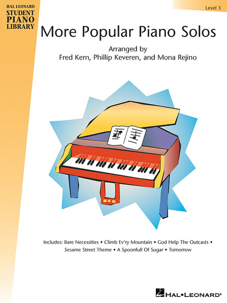 More Popular Piano Solos - Level 3