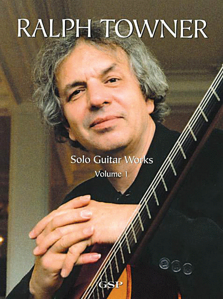 Ralph Towner - Solo Guitar Works - Volume 1