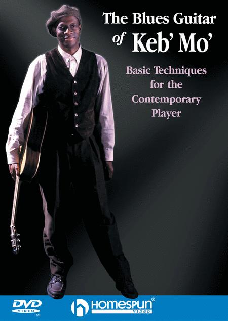 The Blues Guitar of Keb' Mo' (DVD)
