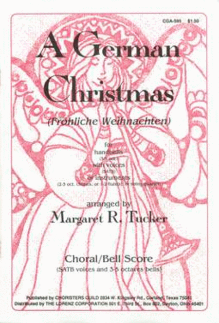 A German Christmas - Choral Score