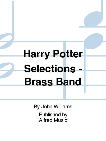 Harry Potter Selections - Brass Band