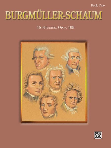 Burgmüller-Schuam, Book 2