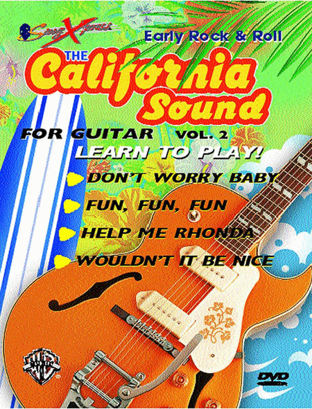 SongXpress: The California Sound, Vol. 2 (Early Rock & Roll)