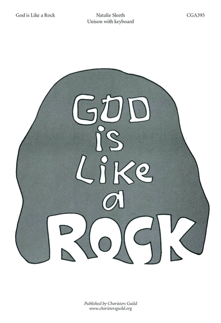 God Is Like a Rock