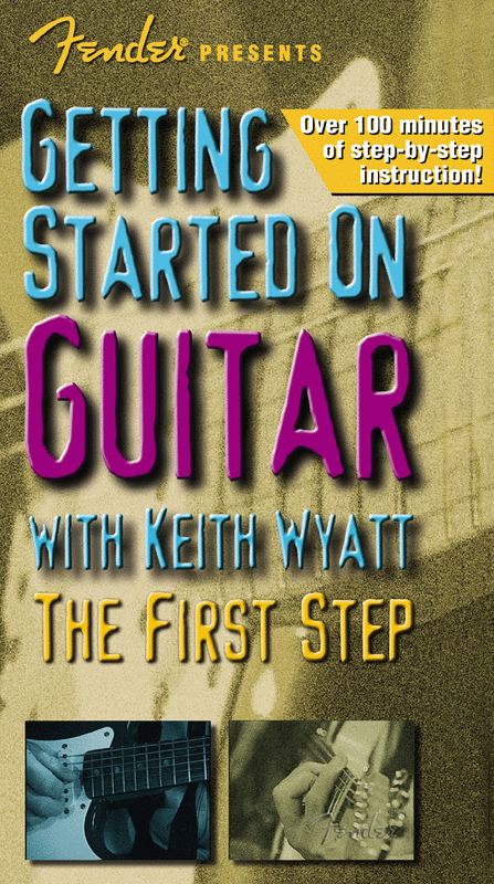 Fender Presents Getting Started on Guitar