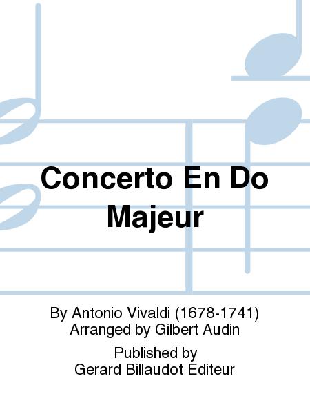 Concerto En Do Majeur