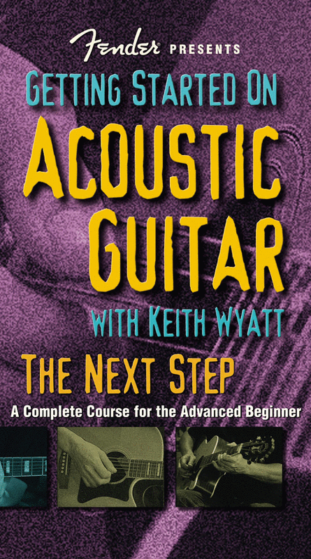Fender Presents Getting Started on Acoustic Guitar