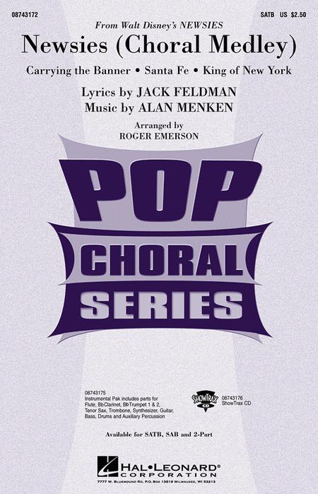 Newsies (Choral Medley)