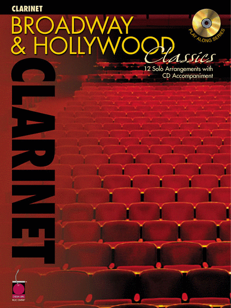 Broadway and Hollywood Classics for Clarinet